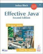 Cover-Bild zu Bloch, Joshua: Effective Java (eBook)