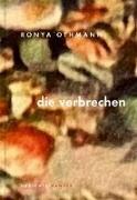 Cover-Bild zu Othmann, Ronya: die verbrechen