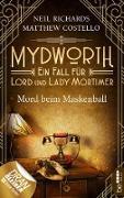 Cover-Bild zu eBook Mydworth - Mord beim Maskenball