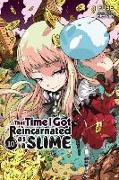 Cover-Bild zu Fuse: That Time I Got Reincarnated as a Slime, Vol. 10 (light novel)
