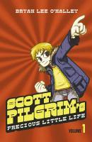 Cover-Bild zu O'Malley, Bryan Lee: Scott Pilgrim 01. Scott's Pilgrim's Precious Little Life