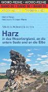 Cover-Bild zu Newe, Heiner: Mit dem Wohnmobil in den Harz