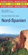 Cover-Bild zu Schulz, Reinhard: Mit dem Wohnmobil nach Nord-Spanien