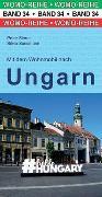 Cover-Bild zu Simm, Peter: Mit dem Wohnmobil nach Ungarn