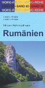 Cover-Bild zu Winkler, Christian: Mit dem Wohnmobil nach Rumänien
