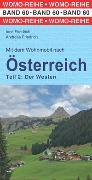 Cover-Bild zu Friedrich, Ines: Mit dem Wohnmobil nach Österreich