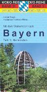 Cover-Bild zu Newe, Heiner: Mit dem Wohnmobil nach Bayern