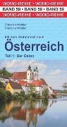 Cover-Bild zu Winkler, Christian: Mit dem Wohnmobil nach Österreich
