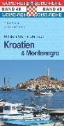 Cover-Bild zu Simm, Peter: Mit dem Wohnmobil nach Kroatien u. Montenegro