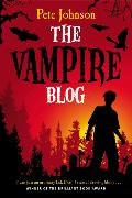 Cover-Bild zu Johnson, Pete: The Vampire Blog