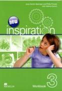 Cover-Bild zu Garton-Sprenger, Judy: New Edition Inspiration Level 3 Workbook