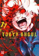 Cover-Bild zu Ishida, Sui: Tokyo Ghoul 11