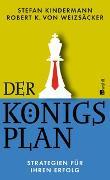 Cover-Bild zu Kindermann, Stefan: Der Königsplan