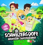 Cover-Bild zu Schwiizergoofe - Abentüür Chatzeräuber