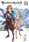 Cover-Bild zu Cygames: Granblue Fantasy (Manga) 1