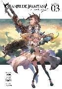 Cover-Bild zu Cygames: Granblue Fantasy (Manga) 3