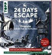 Cover-Bild zu Zhang, Yoda: 24 DAYS ESCAPE - Der Escape Room Adventskalender: Dracula und das Fest der Verfluchten