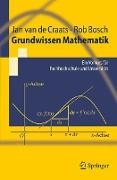 Cover-Bild zu van de Craats, Jan: Grundwissen Mathematik