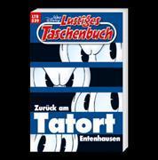 Cover-Bild zu Lustiges Taschenbuch Nr. 539. Zurück am Tatort Entenhausen
