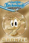 Cover-Bild zu Disney, Walt (Illustr.): Sommerspiele - Bronze!