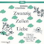 Cover-Bild zu Coleman, Rowan: Zwanzig Zeilen Liebe