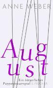 Cover-Bild zu Weber, Anne: August