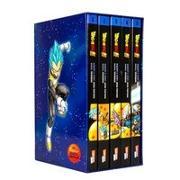 Cover-Bild zu Akira Toriyama (Original Story): Dragon Ball Super Bände 1-5 im Sammelschuber mit Extra