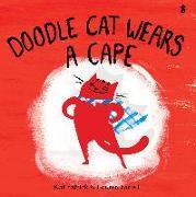 Cover-Bild zu Patrick, Kat: Doodle Cat Wears a Cape