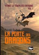 Cover-Bild zu Coulomb, Patrick: La porte des dragons