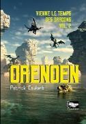 Cover-Bild zu Coulomb, Patrick: Orenoen