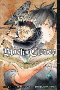 Cover-Bild zu Tabata, Yuki: Black Clover, Vol. 1