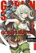 Cover-Bild zu Kagyu, Kumo: Goblin Slayer! Light Novel 02