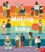 Cover-Bild zu Greener, Rachel: Making A Baby: An Inclusive Guide to How Every Family Begins
