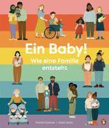 Cover-Bild zu Greener, Rachel: Ein Baby! Wie eine Familie entsteht
