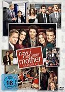 Cover-Bild zu Carter Bays (Reg.): How I met your mother Season 1-9 (Repackaging)