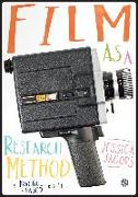 Cover-Bild zu Jacobs, Jessica: Film as a Research Method (eBook)