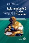 Cover-Bild zu Fliege, Daniel (Hrsg.): Reformation(en) in der Romania