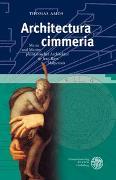 Cover-Bild zu Amos, Thomas: Architectura cimmeria