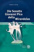 Cover-Bild zu Roth, Tobias: Die Sonette Giovanni Pico della Mirandolas