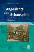 Cover-Bild zu Edeling, Thomas: Angesichts des Schauspiels