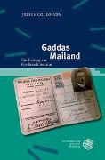 Cover-Bild zu Goldmann, Julius: Gaddas Mailand
