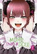 Cover-Bild zu Fukuda, Shinichi: More than a Doll 05