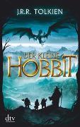 Cover-Bild zu Tolkien, J.R.R.: Der kleine Hobbit, Normalformat