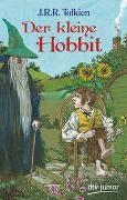 Cover-Bild zu Tolkien, J.R.R.: Der kleine Hobbit