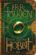 Cover-Bild zu Tolkien, J.R.R.: Der kleine Hobbit, Veredelte Mini-Ausgabe
