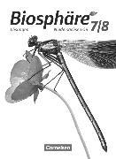 Cover-Bild zu Auerbach, Stefan: Biosphäre Sekundarstufe I, Gymnasium Niedersachsen G9, 7./8. Schuljahr, Lösungen zum Schülerbuch