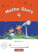 Cover-Bild zu Hatt, Werner: Mathe-Stars, Regelkurs, 4. Schuljahr, Übungsheft, Mit Lösungen