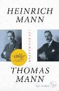 Cover-Bild zu Mann, Heinrich: Briefwechsel (eBook)