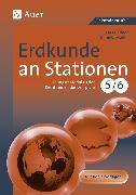 Cover-Bild zu Gellner, Lars: Erdkunde an Stationen