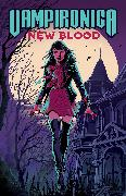 Cover-Bild zu Tieri, Frank: Vampironica: New Blood